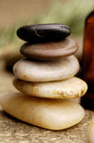 камни кучи Стоковые Изображения