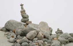 камни кучи Стоковая Фотография