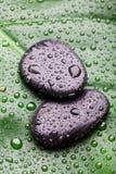 камни массажа стоковые изображения rf
