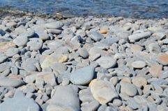 Камни моря, вода Стоковая Фотография RF