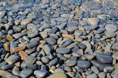 Камни моря, вода Стоковое Изображение RF