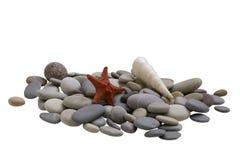 Камни моря Стоковая Фотография