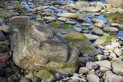 Камни на Ladoga стоковые изображения rf