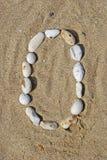 камни нул номера Стоковые Фотографии RF