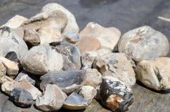 Камни огнива Стоковые Изображения