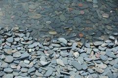 камни озера Стоковые Фото