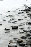 камни океана стоковые фотографии rf