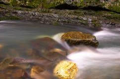 камни падений Стоковые Фото