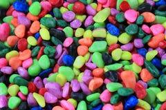 камни предпосылки цветастые Стоковое Изображение RF