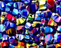 Камни предпосылки Стоковое фото RF