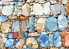 Камни предпосылки Стоковое Изображение RF