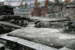 Камни руин Стоковое Фото