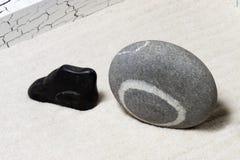 камни сада Стоковая Фотография RF