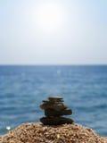 камни спы Стоковые Изображения