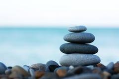 камни стога Стоковые Изображения