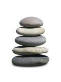камни стога Стоковое Изображение