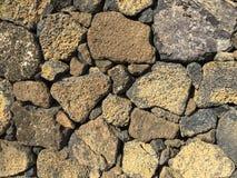 Камни структуры гипсокартона Стоковые Фотографии RF