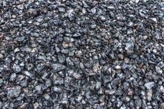 Камни с мхом Стоковое Изображение RF