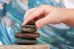 камни Стоковое Изображение