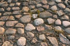 камни cobble Стоковые Фотографии RF