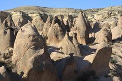 Камни Goreme Стоковая Фотография RF