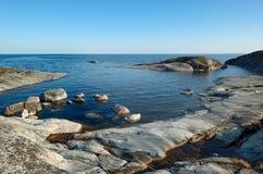 камни ladoga стоковое фото rf