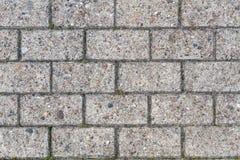 Камни Sideway в плоском взгляде Стоковое фото RF