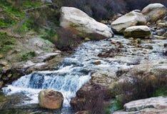 3 камня с водопадом Стоковое Изображение
