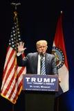 Кампании Дональд Трамп в Сент-Луис Стоковые Фотографии RF