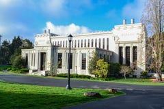 Кампус Университета штата Калифорнии Стоковое Изображение