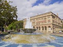 Кампус Университета Южной Калифорнии Стоковое Фото