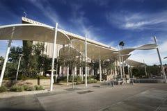 кампус asu стоковое фото rf