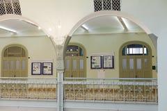 кампус charles bulfinch конструировал университет harvard залы обнаруженный местонахождение наземным ориентиром национальный Стоковые Фотографии RF
