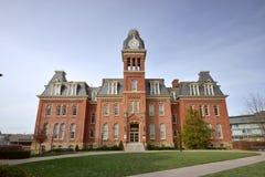 Кампус WVU - Morgantown, Западная Вирджиния Стоковое Фото