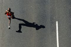 Камрады Марафон 2010 стоковое фото