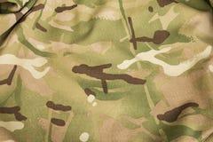 Камуфлирование вооруженной силы Стоковое фото RF