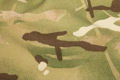 Камуфлирование вооруженной силы Стоковые Фото