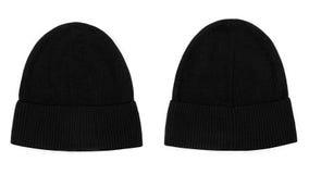 Камуфлирование шляпы зимы Стоковые Изображения RF
