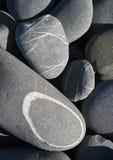 камушки базальта Стоковое Изображение RF