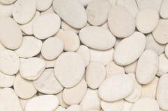 камушки белые Стоковое Изображение RF