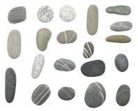 камушки белые стоковая фотография rf