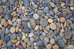 камушки пляжа Стоковые Фото