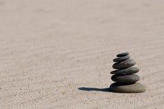 камушки пляжа Стоковое Изображение