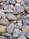 камушки ровные Стоковое Фото