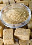 Камышовый сахар Стоковые Изображения RF