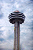 Канада падает башня skylon niagara ontario Стоковые Изображения
