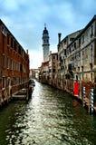 Каналы Венеции стоковые фото