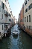 каналы Италия venice Стоковые Фотографии RF