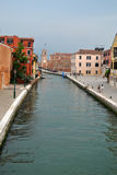 каналы Италия venice Стоковое фото RF