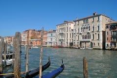 каналы Италия venice Стоковая Фотография RF